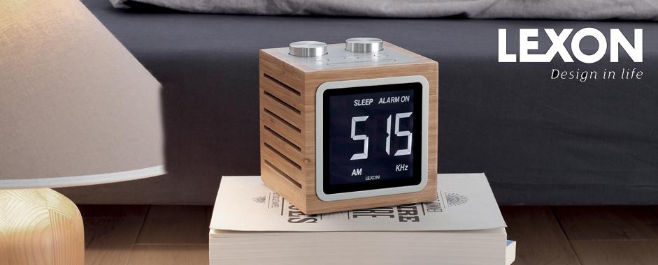 Dolmen Clock Radio