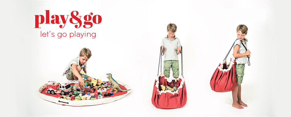 play&go toy storage bags